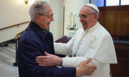 Spotkanie Generała jezuitów z Papieżem