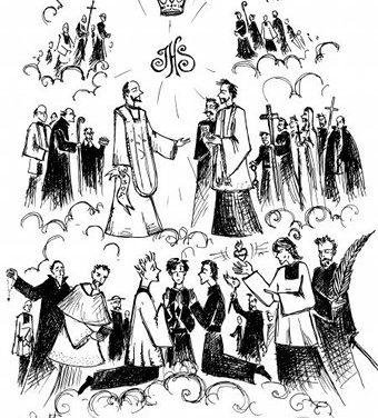 Wspomnienie Świętych i Błogosławionych Towarzystwa Jezusowego