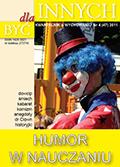 """""""Być dla innych"""": Humor w nauczaniu"""