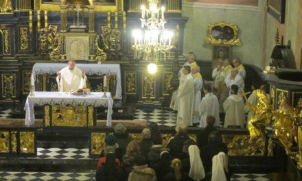 Krakowscy jezuici podziękowali za Franciszka