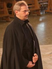 Nowy profes – o. Marcin Gryz SJ