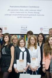 Relacja z konkursu o ks. Piotrze Skardze SJ