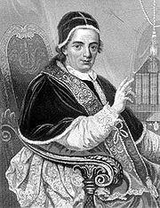 Papież Klemens XIV
