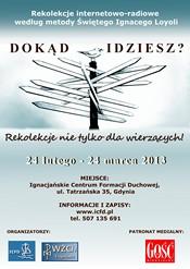 Rekolekcje internetowo-radiowe w Gdyni
