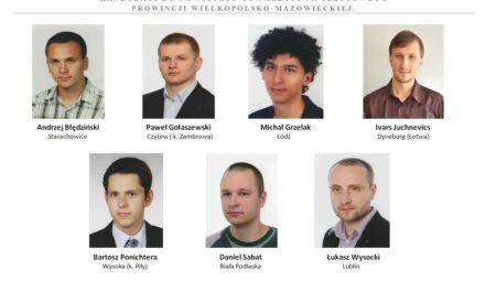 7 nowych kandydatów do nowicjatu w Gdyni