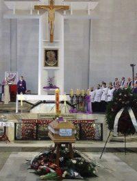 Pogrzeb o dr. Józefa Bartnika SJ