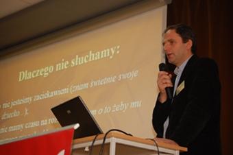 Nauczyciel jako mistrz – konferencja w Gdyni