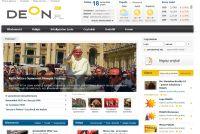 DEON.PL – nowy jezuicki portal