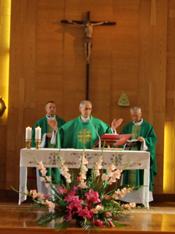 Generał jezuitów w Gdyni