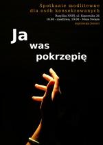 Kraków: Spotkanie Modlitewne dla Osób Konsekrowanych