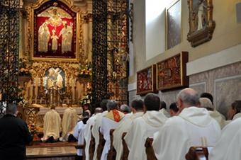 Zawierzenie Polskich Prowincji Towarzystwa Jezusowego św. Józefowi