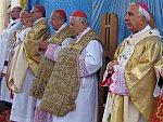 Kardynałowie w Świętej Lipce – 40-lecie koronacji