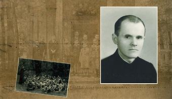 Łódź: wystawa Kapłan i wychowawca ojciec Stefan Miecznikowski TJ (1921-2004)