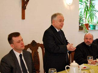 Prezydent w Sanktuarium Matki Bożej Trybunalskiej