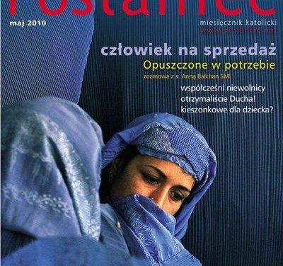 POSŁANIEC miesięcznik katolicki – maj 2010
