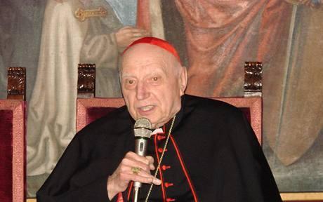 Zmarł kardynał Tomáš Špidlík, jezuita