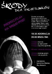 """""""Środy dla grzeszników"""" w Krakowie"""