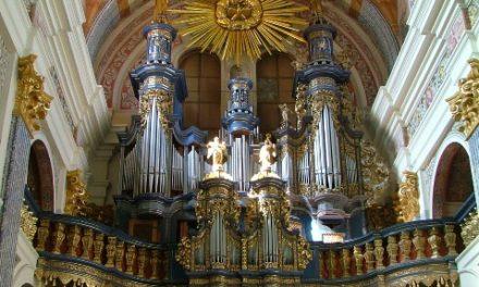 Sanktuarium w Świętej Lipce startuje w konkursie