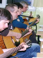 Warsztaty muzyczne u Mocnych w Duchu