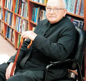 Zmarł Br. Stefan Wawszczak, SJ