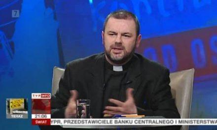 """""""Młodzież kontra"""" z o. Darkiem Dańkowskim"""