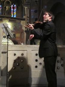 fot. Łukasz Perucki (skrzypce)