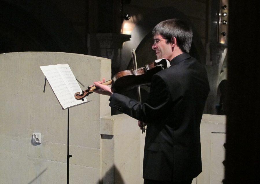 Muzyczna wiosna w jezuickiej bazylice