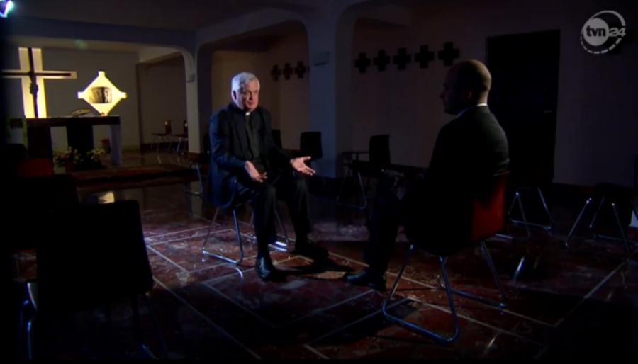 TVN24: Komandosi papieży