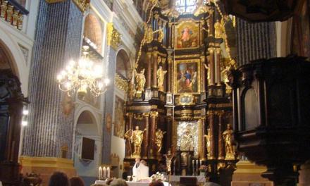 Transmisja Mszy ze Świętej Lipki