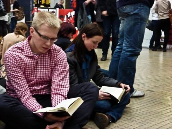fot. Bibleing SGH/ facebook.com/bibleing