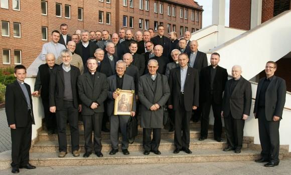 o. gen. Adolfo Nicolás SJ w Gliwicach
