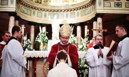 Święcenia diakonatu i prezbiteratu PME