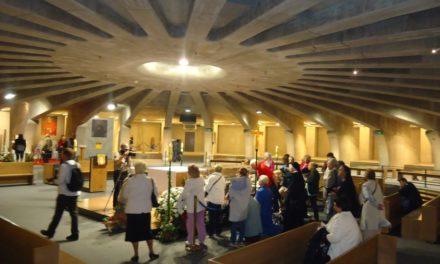 Przeniesienie relikwii św. A. Boboli