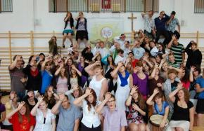 Rekolekcje MAGIS, Grabownica 2010 (fot. Saychan/ saychan.flog.pl)
