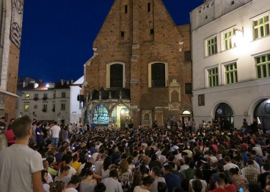 """""""Comunione e Liberazione"""" w Krakowie"""