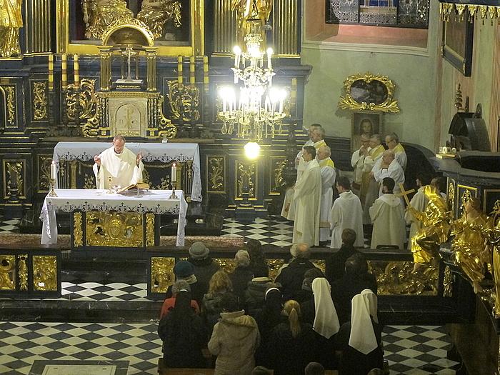 Kraków: Msza dziękczynna za kanonizację
