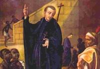 Wspomnienie św. Piotra Klawera SJ
