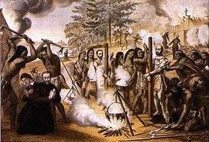 Św. Antonii Daniel: kanadyjski męczennik