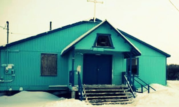 Alaska – u Eskimosów w Alakanuk