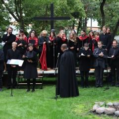 25 lat jezuitów w Falenicy