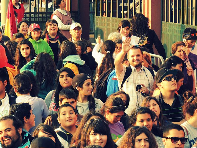 Wieści z Santiago de Chile