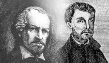 Dwóch świętych jezuitów