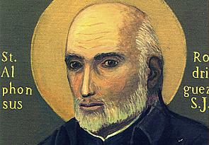 Wspomnienie św. Alfonsa Rodriguez'a