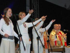 XII Forum Charyzmatyczne w Łodzi (fot. Mocni w Duchu)