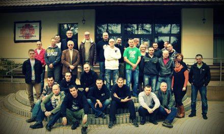 Popowo: Sesja Caritas dla żołnierzy