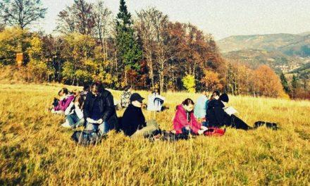 Soszów: pierwszy Bible-ing w górach