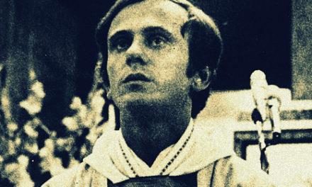 Bł. ks. J. Popiełuszko – niewygodny święty