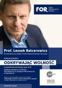 balcerowicz - plakat (1)