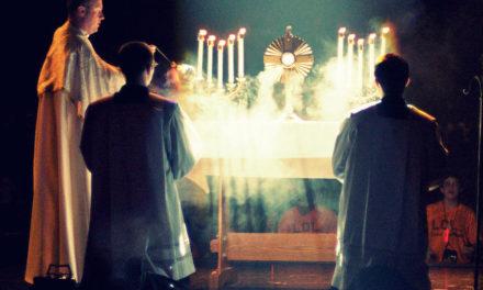 O Mszy świętej z modlitwą o uzdrowienie
