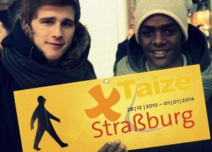 Przygotowania do Taizé w Strasburgu